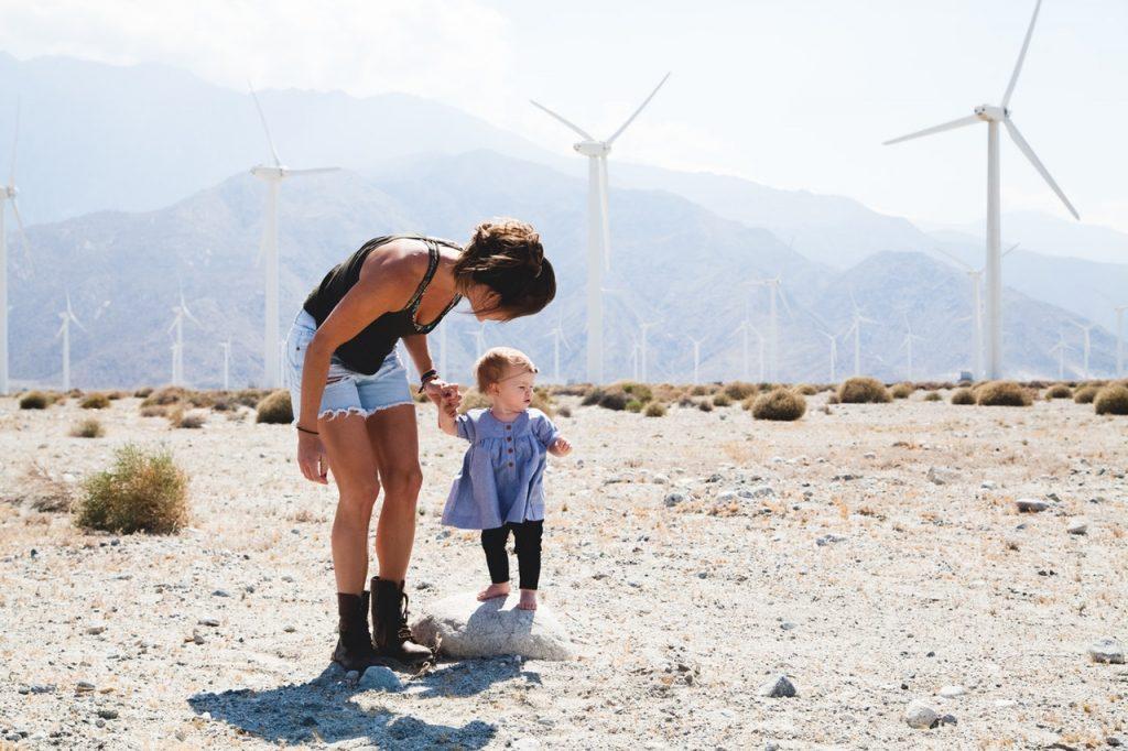 Incorporating renewable energy